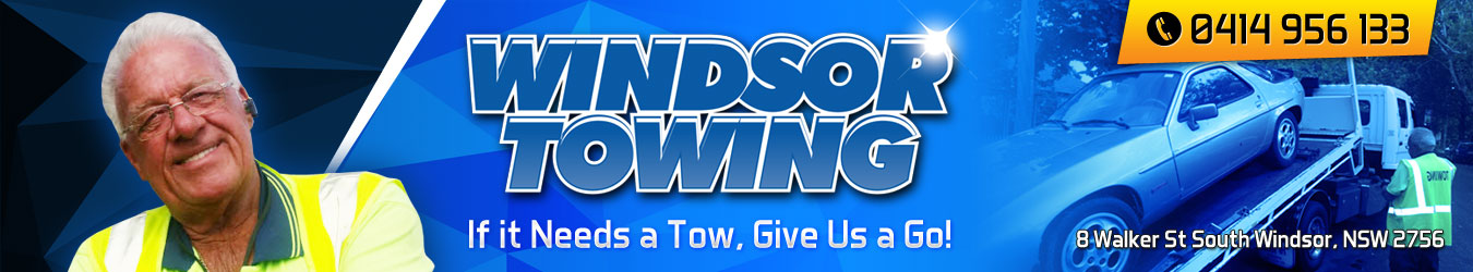Windsor Towing | Windsor Richmond Tow Trucks